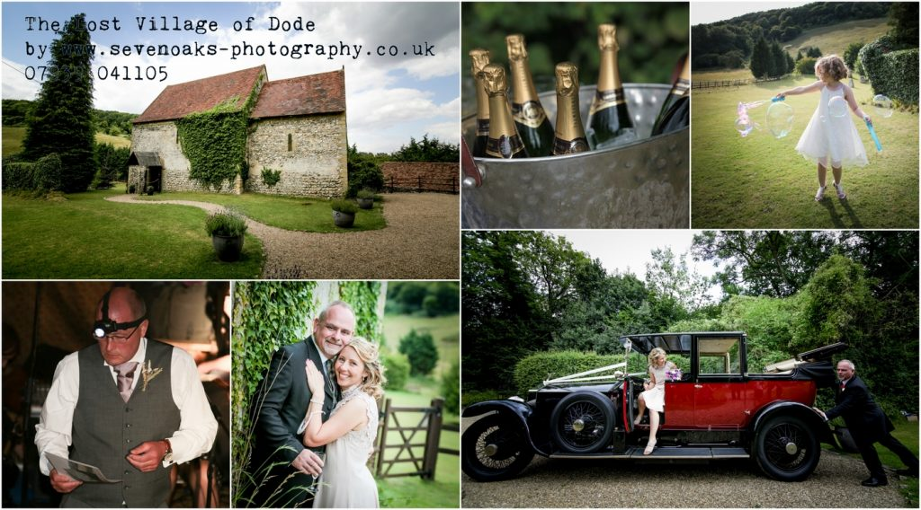 Dode Church Wedding Photographer