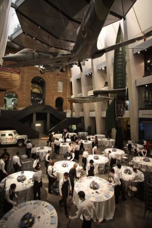 Imperial War Museum Event Photography