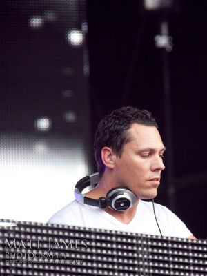Tiesto by Event Photographer UK