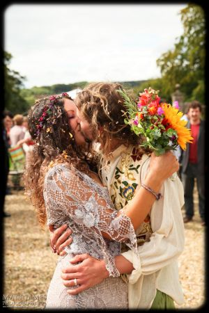 pagan wedding photographer