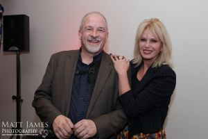 Joanna Lumley and Matt James Photography