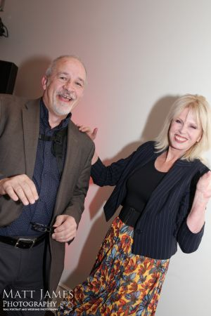 Joanna Lumley and Matt James Photography Kent