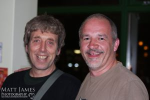 Matt James Photography and Steve Hillage